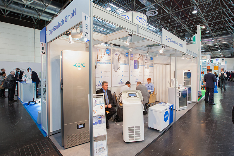 Exhibition MEDICA-2015 Dusseldorf, Germany from 16 to 19